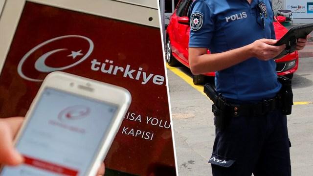 e-Devlet'ten yeni hizmet: Vatandaş polisleri görecek