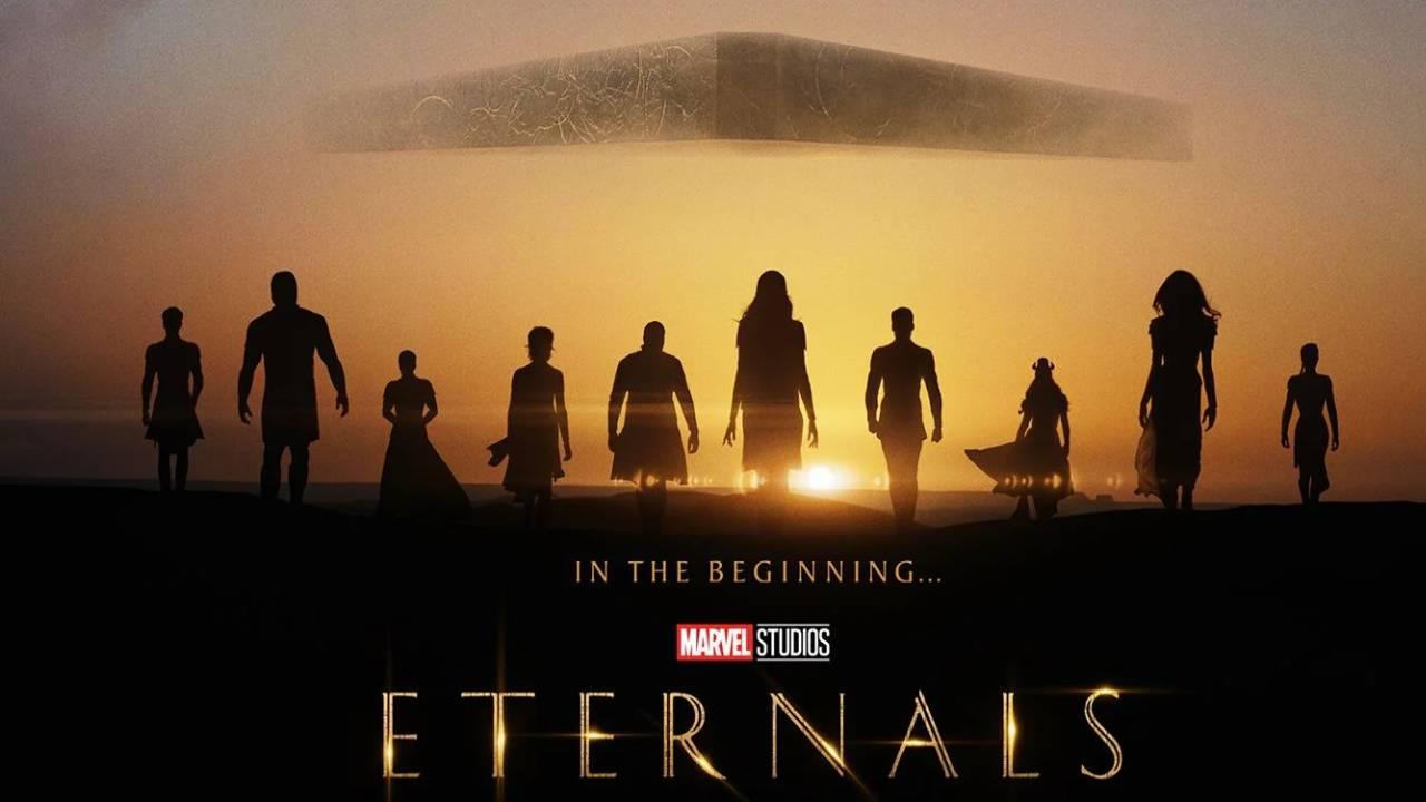 eternals fragman