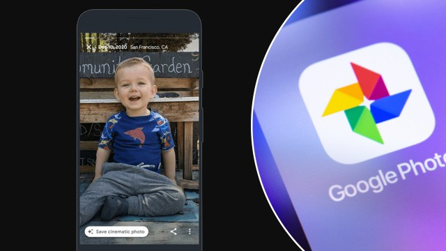 Google Fotoğraflar ile fotoğraflarınız hareketlenecek!