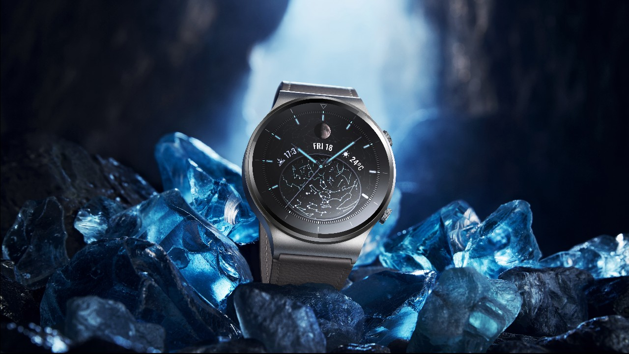 Huaewei Watch 3 Pro
