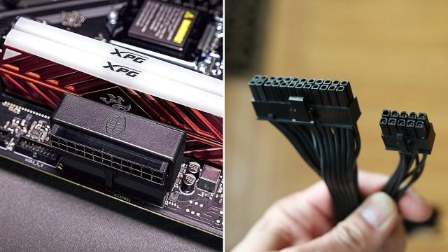 Intel 24-pin güç konnektörü