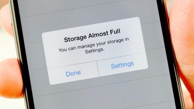 iPhone ve iPad depolama alanı nasıl boşaltılır?