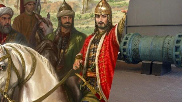 İstanbul'un fethi: Konstantinopolis'i düşüren teknolojiler