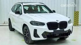 Lansman öncesi sızdırıldı: İşte 2022 model BMW X3