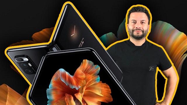 Xiaomi Mi MIX Fold inceleme! – Fiyatını hak ediyor mu?