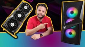 Ofisin yenisi MSI RTX 3070 Gaming X Trio inceleme