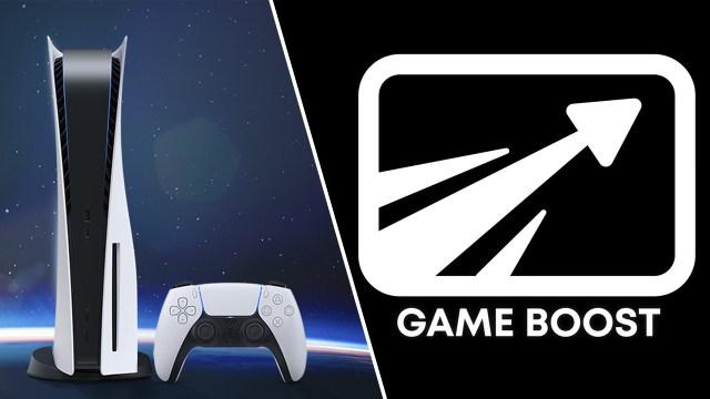Sony'den PS5 Game Boost tanıtımı: PS4 oyun desteği