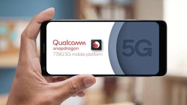 Qualcomm Snapdragon 778G 5G işlemci duyuruldu