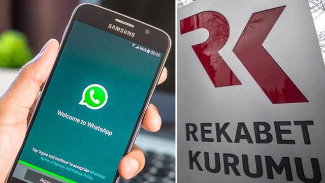 WhatsApp kullanıcıları dikkat: Rekabet Kurumu'ndan flaş karar!