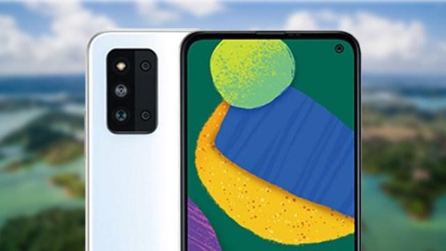 120 Hz ekranlı Samsung Galaxy F52 5G tanıtıldı!