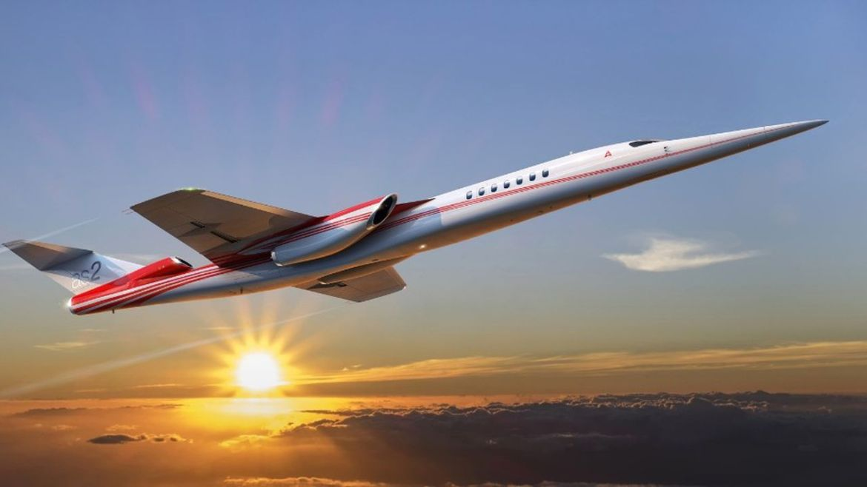 Süpersonik jet tasarlayan Aerion Supersonic kapandı.