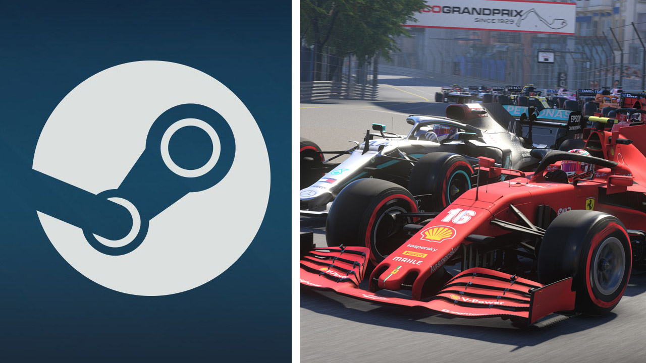 Steam F1 2020 indirim