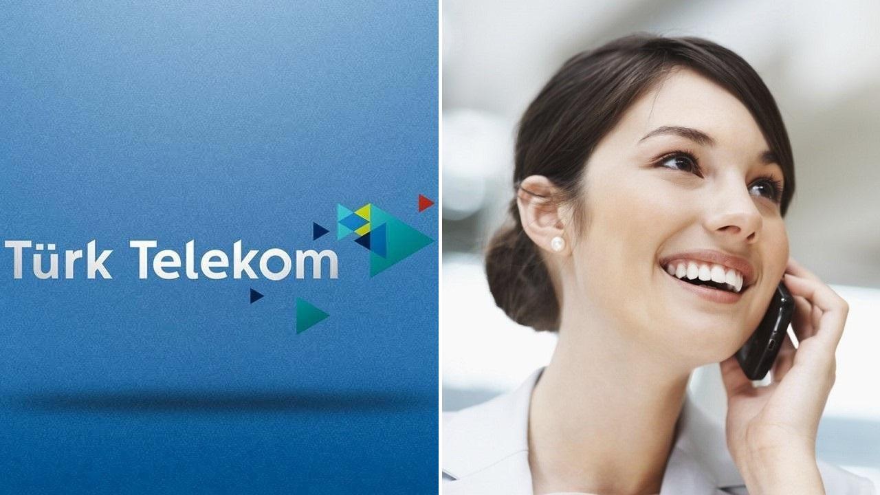 Türk Telekom ödemeli arama 2021