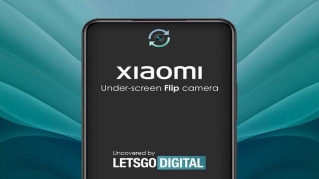 Xiaomi'den yeni patent: Ekran altı dönebilen kamera