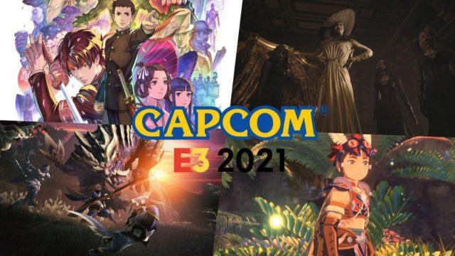 Capcom açıkladı: İşte E3 2021'de yer alacak oyunlar!