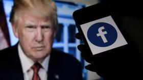 Facebook'tan Donald Trump'a büyük şok
