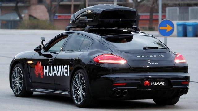Huawei'den elektrikli araba için üretim atağı