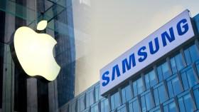 Apple, Samsung'u geride bıraktı!