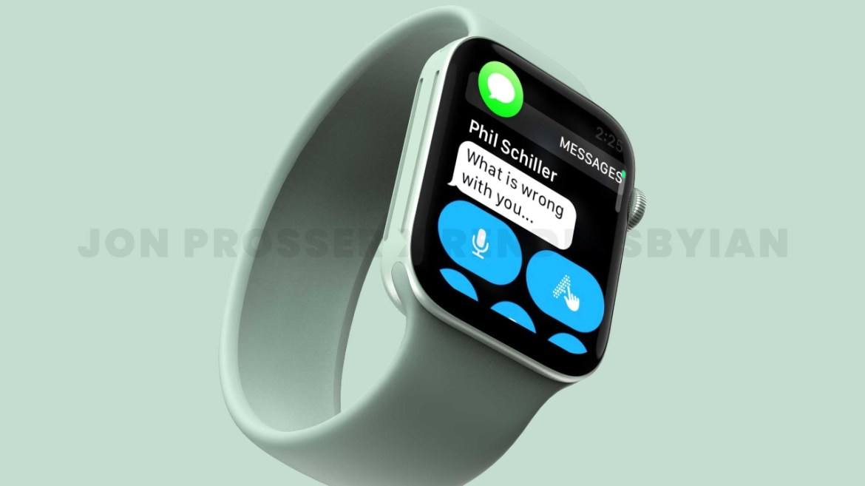Apple Watch Series 7 yonga