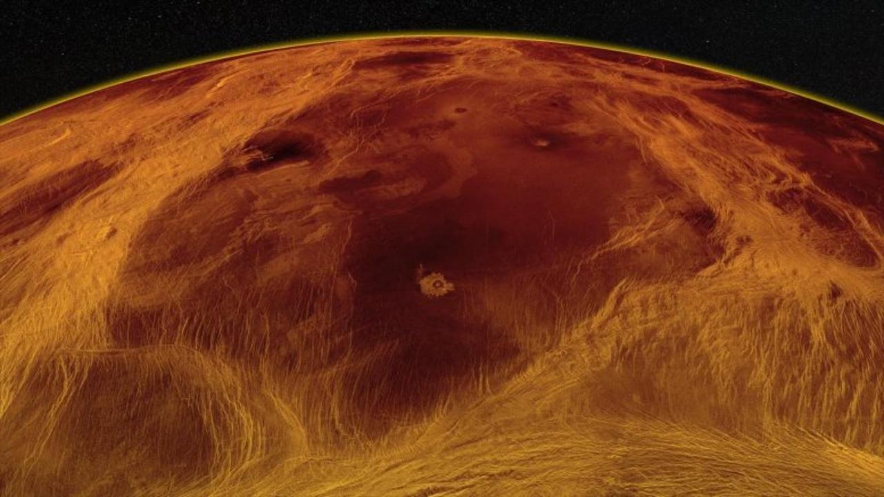 Venüs gezegeninde tektonik faaliyetler bulundu