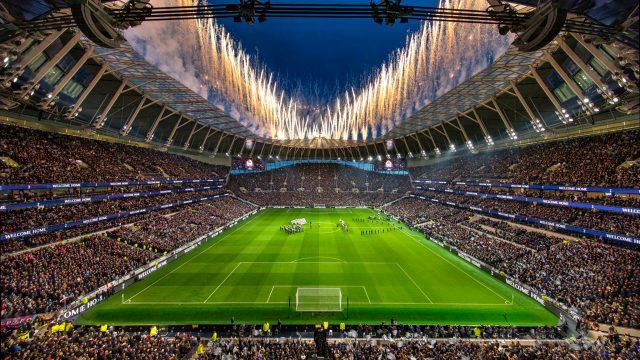 Dünyanın en teknolojik futbol stadyumları