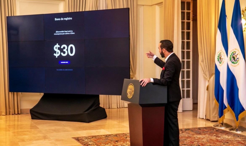 El Salvador hükümeti Bitcoin teşviki ile gündemde