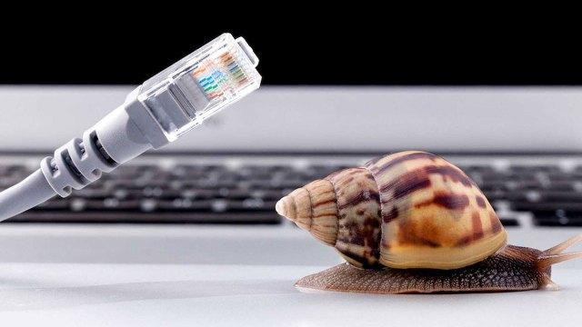 Dünyanın en yavaş internetine sahip 10 ülke