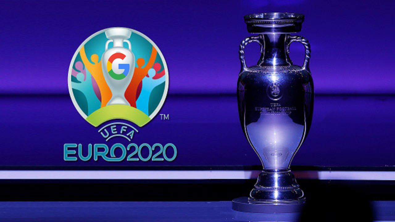 EURO 2020 Google