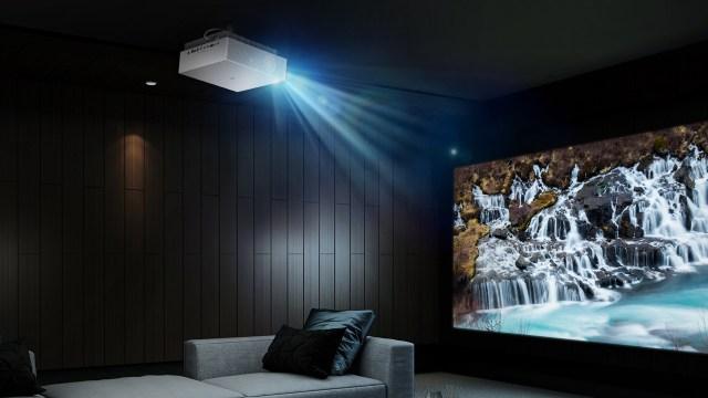 Sinema keyfini salonunuza taşıyacak projeksiyon cihazları