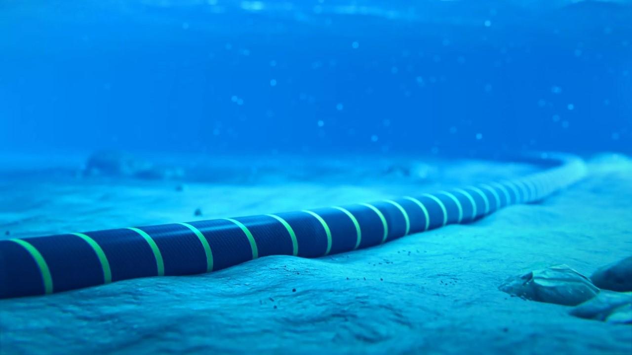 Google Firmina denizaltı kablosu