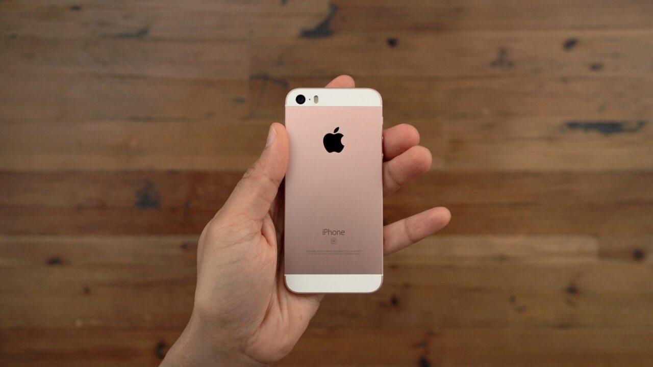 iPhone SE 3