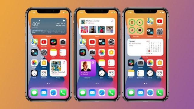 iOS 14 neredeyse tüm iPhone'lara kurularak rekor kırdı