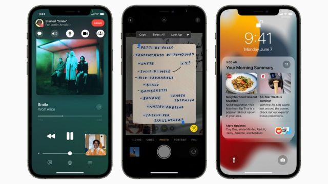 iOS 15 Beta duyuruldu! iOS 15 Beta nasıl yüklenir?