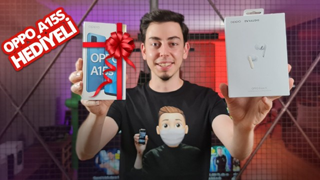 Oppo telefon hediyeli video! Oppo Enco X inceleme!