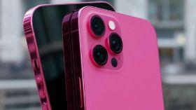 Pembe iPhone 13 ilk kez görüntülendi!