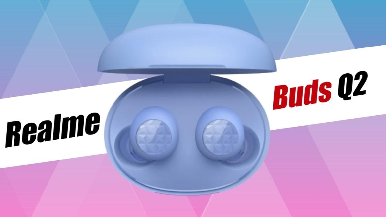Realme buds q2