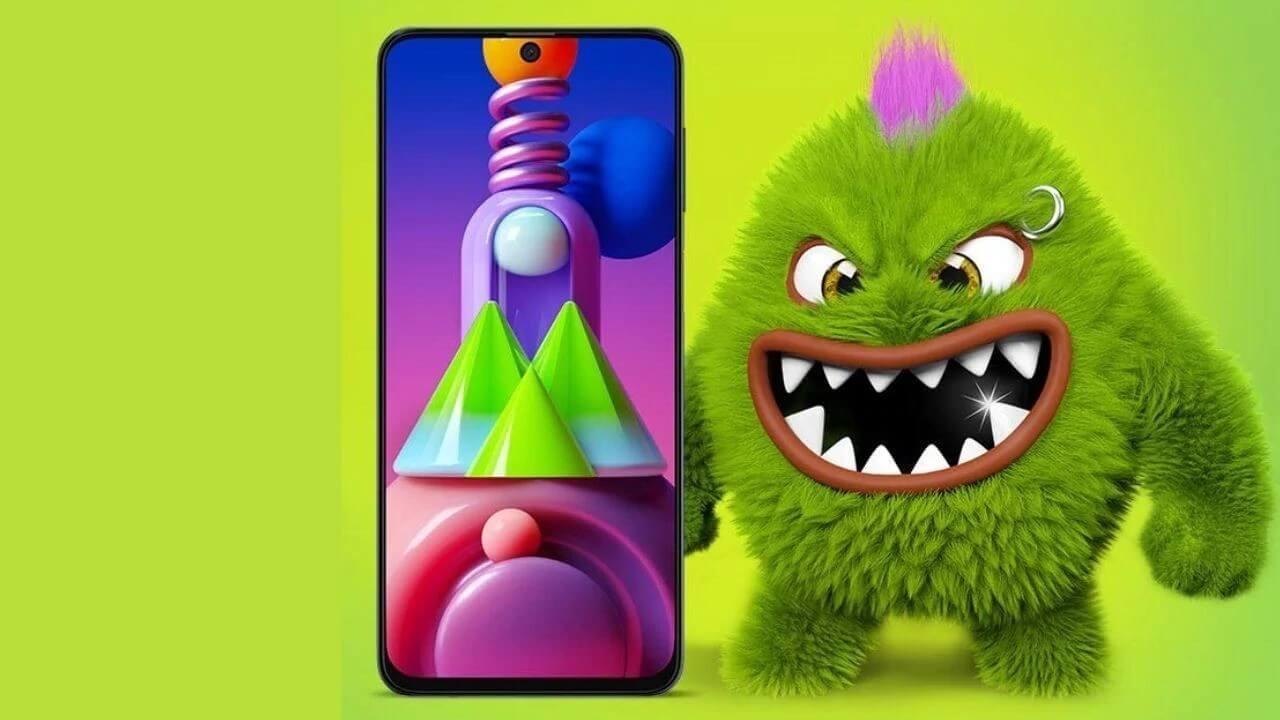 Samsung Galaxy M52