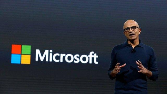 Microsoft'un CEO'su Bill Gates'in unvanına sahip oldu