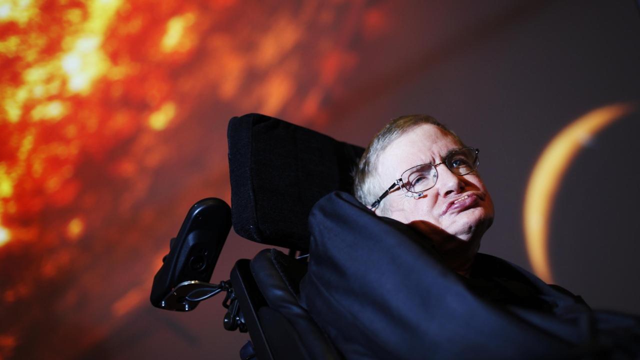 Stephen Hawking kara delik alan teoremi