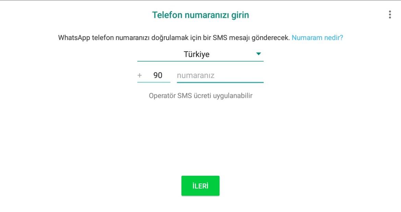 NoxPlayer ile bilgisayardan WhatsApp kullanma