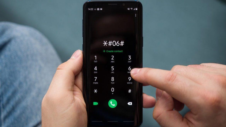 Telefon IMEI