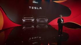 Tesla Model X ve S'e AMD RDNA 2 güncellemesi