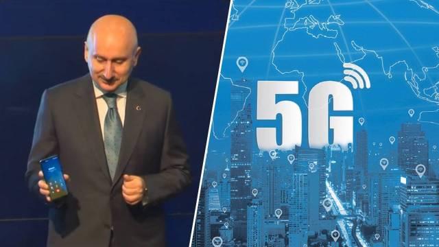 Yerli ve milli altyapı ile ilk 5G görüşmesi gerçekleştirildi!