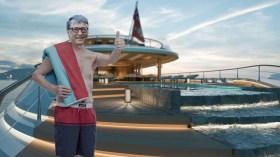 Bill Gates, Bodrum'a geldi! İşte ödediği hesap