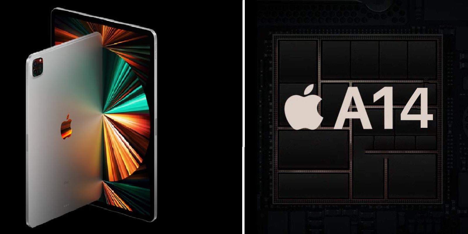 apple ipad a14