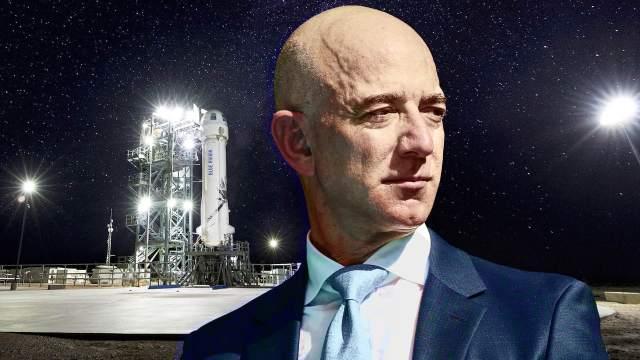 Jeff Bezos'un yol arkadaşı, uzaya giden en genç insan olacak!