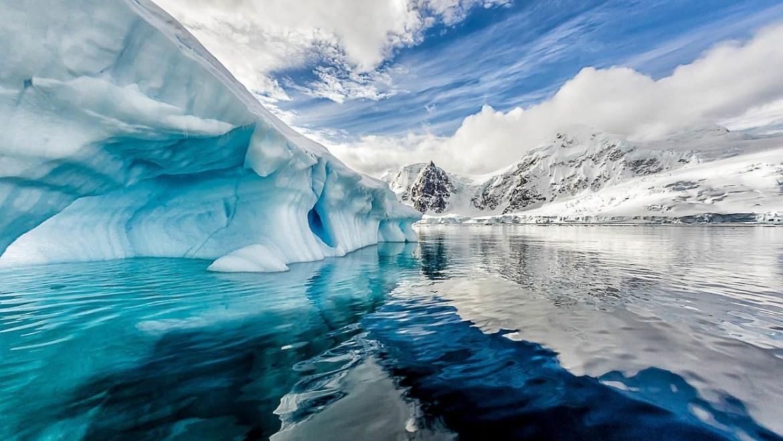 Antarktika gölleri