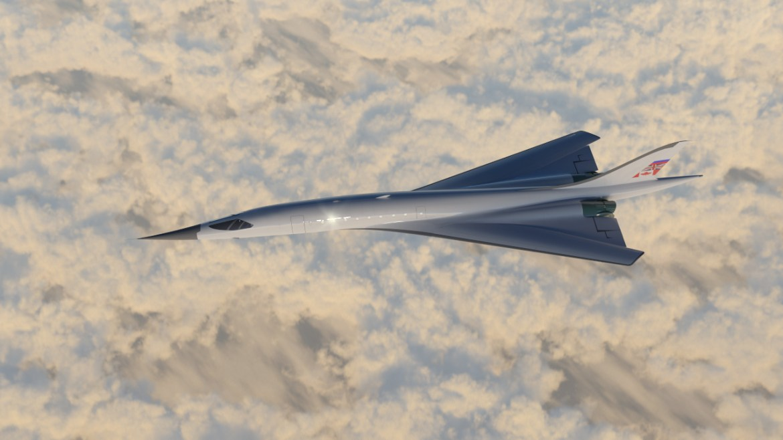 Süpersonik uçaklar