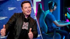 Elon Musk bu kez oyuncu koltuğu ile gündemde!