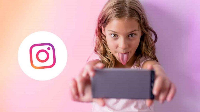 Çocuklar için nstagram
